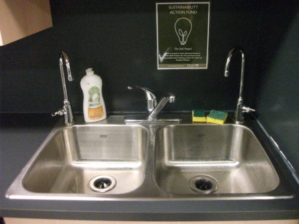 People's Potato Sink Project