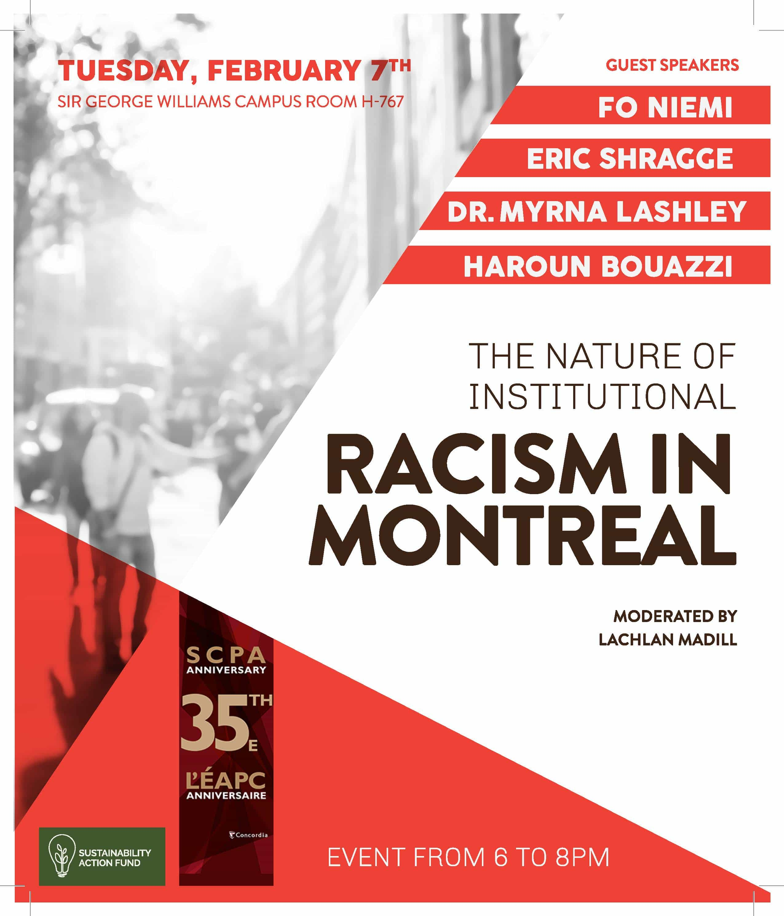 Nature of Institutional Racism in Quebec