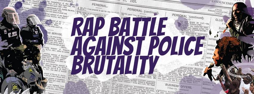 Rap Battle Against Brutality