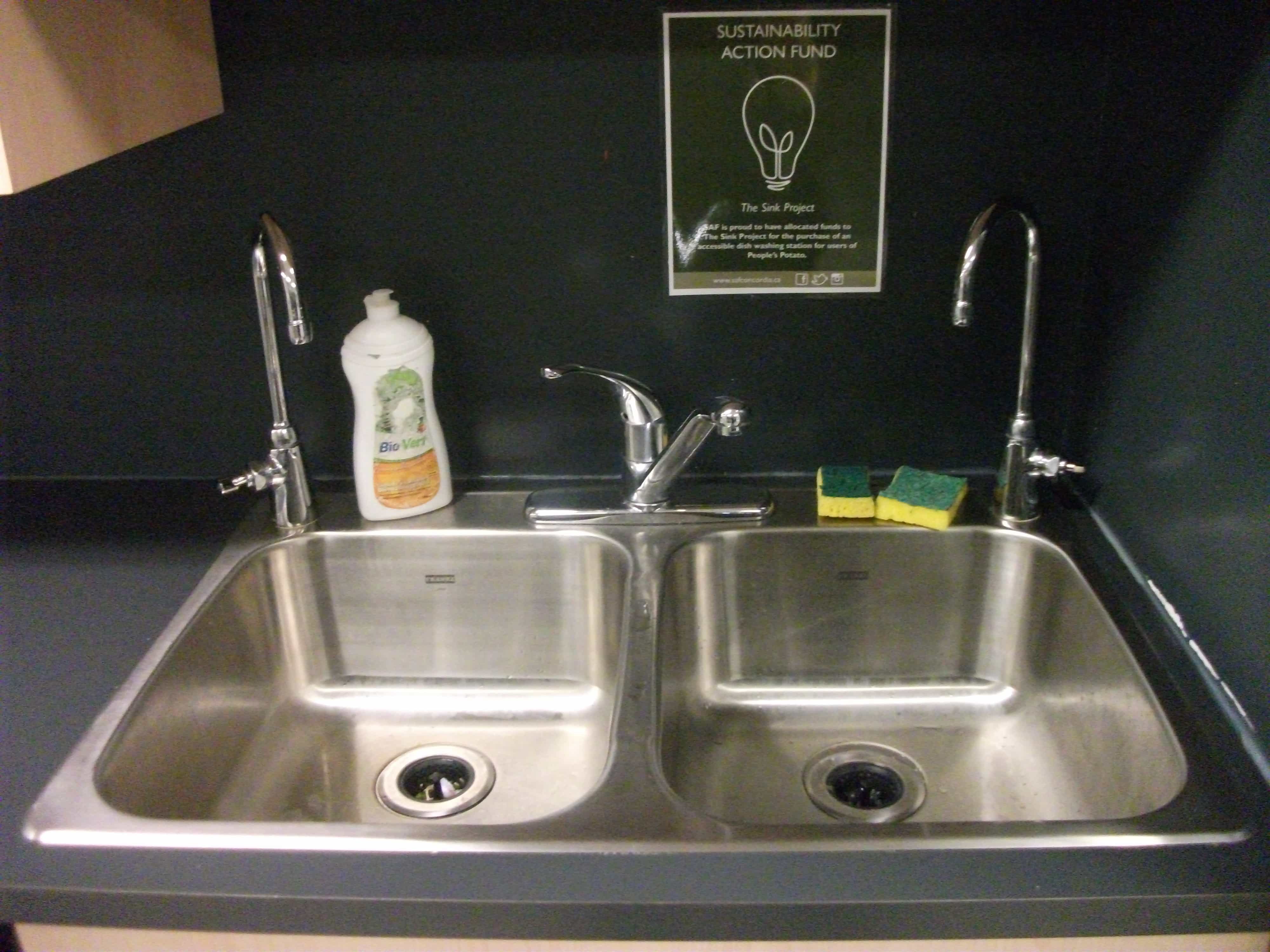 People's Potato Sink Project