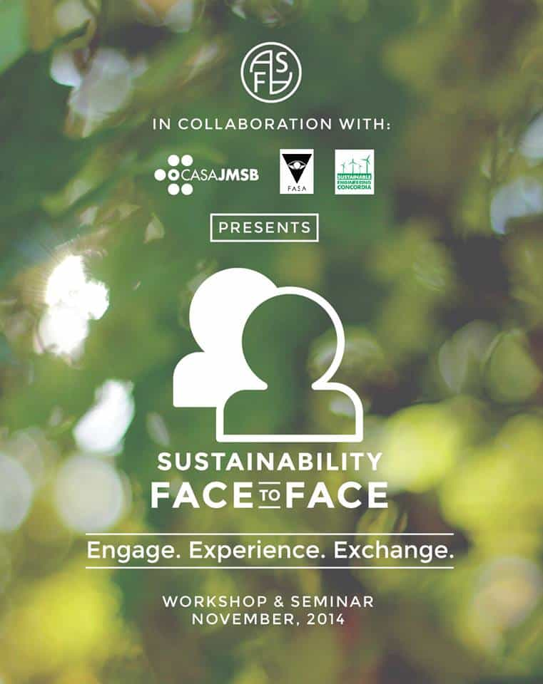 ASFA's Sustainability Face-to-Face