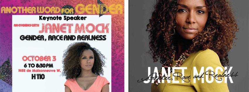 Center for Gender Advocacy: Janet Mock