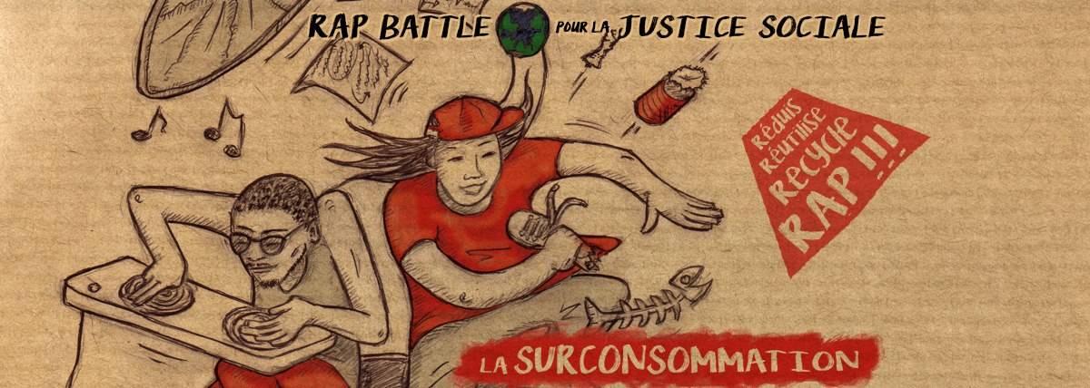 Rap Battle Against Consumerism