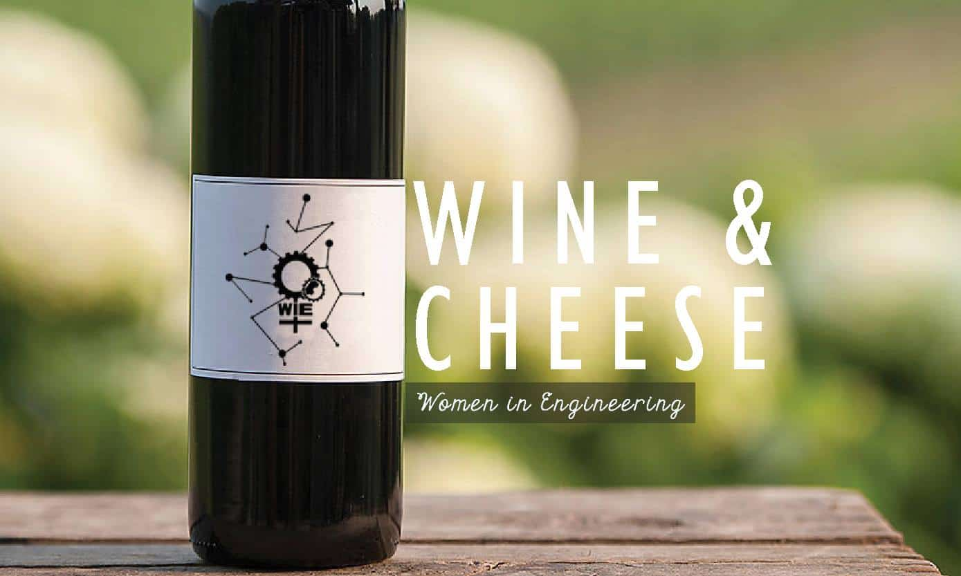WIE Wine & Cheese Networking Event