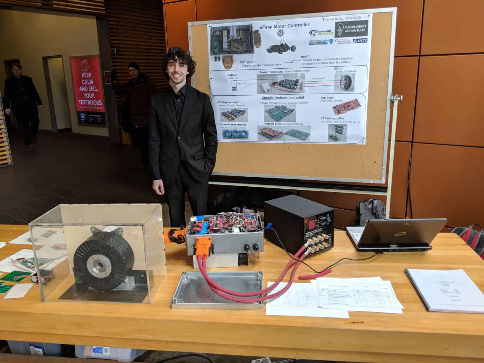 Motor Controller Capstone Project